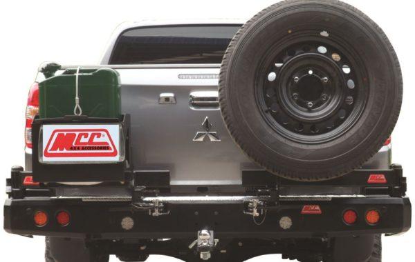 Rear bar MCC-022-02