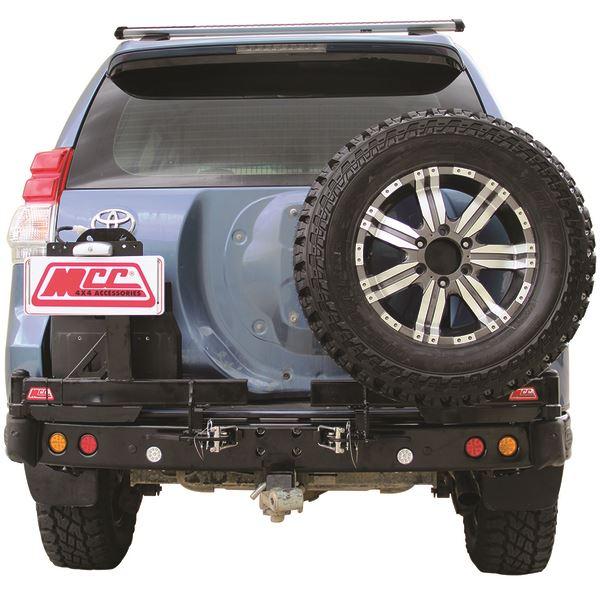 Rear Bar MCC 022-02 Dual Wheel