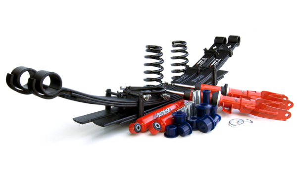 Outback Armour 2″ Lift Kit (Expedition) for VW Amarok