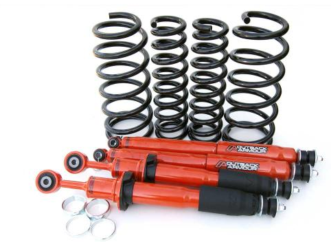 Outback Armour 2″ Lift Kit (Expedition) for Nissan Navara NP300