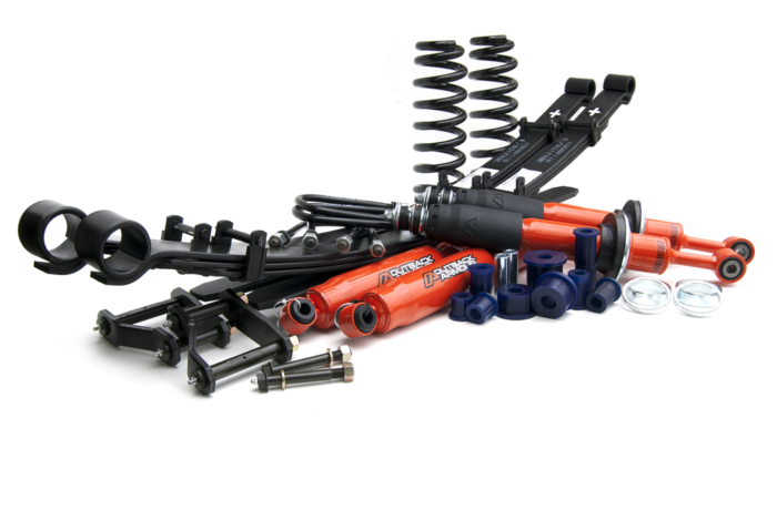 Outback Armour 2″ Lift Kit (Expedition) For Ford Ranger & Mazda BT50