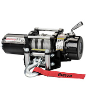Runva 4.5X 12V with Steel Cable