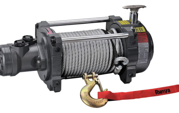 Runva HWN11000YD with Steel Cable